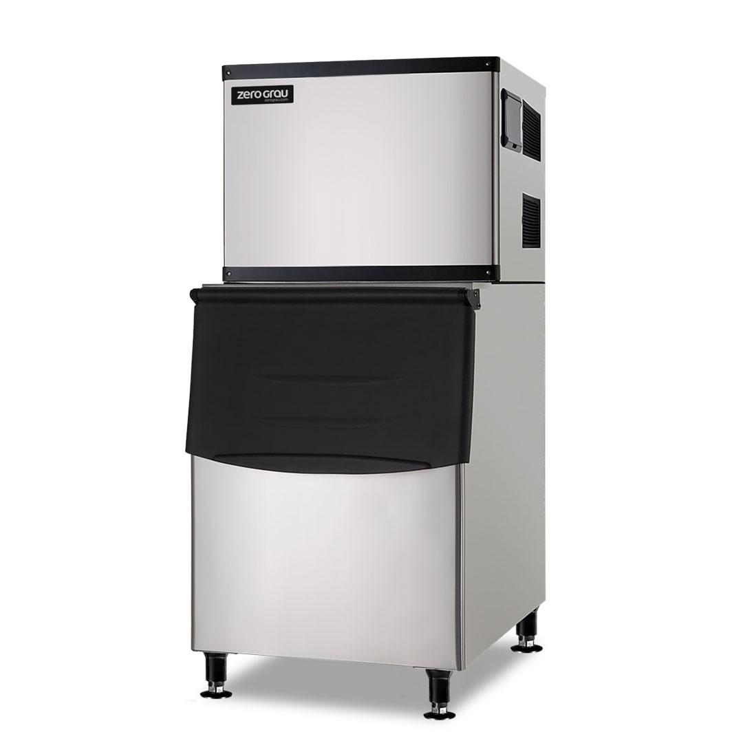 Máquina Automática Para Fabricação de Gelo em Cubo 315kg/dia