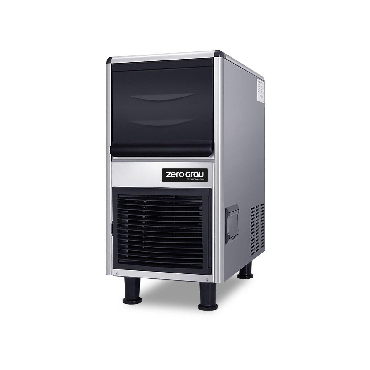 Máquina Automática Para Fabricação de Gelo em Dedo 35kg/dia