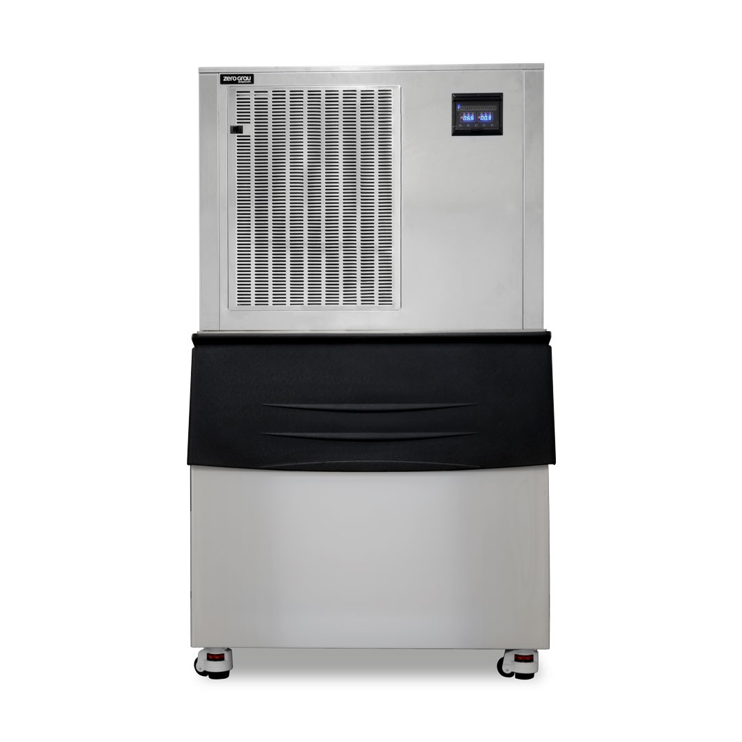Máquina de Gelo Escama 1200kg/dia LINHA EVOLUTION – ZG 1200E
