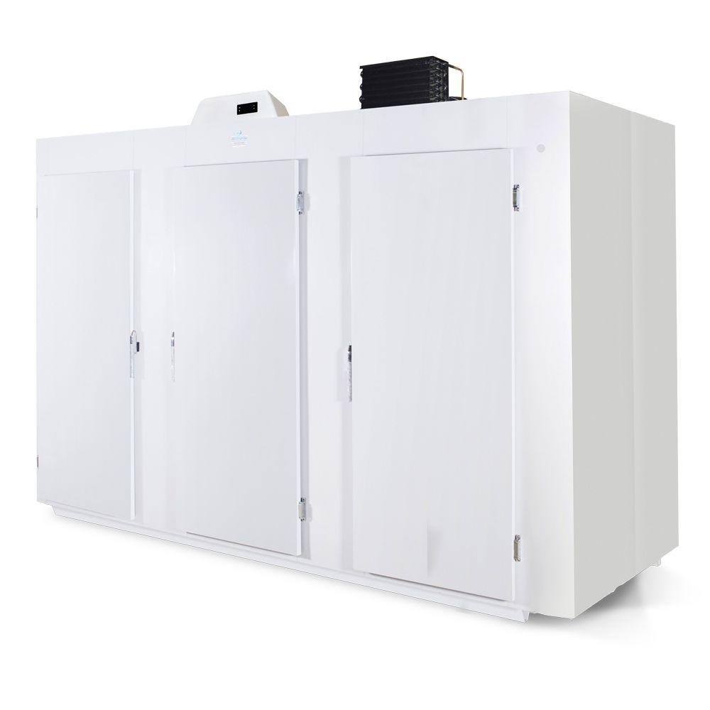 Minicâmara 100 caixas ou 6835 litros para resfriados  - Zero Grau Store