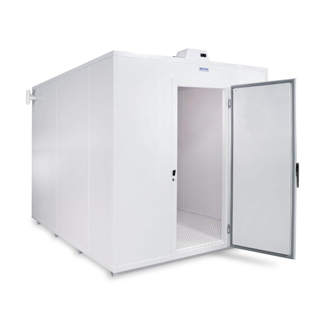 Minicâmara de Painéis Modulares 125 Caixas ou 9600 Litros para Congelados