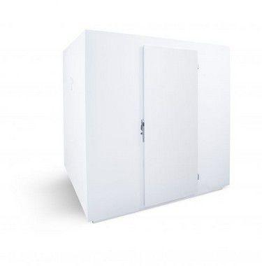 Minicâmara de Painéis Modulares 125 Caixas ou 9600 Litros para Resfriados  - Zero Grau Store