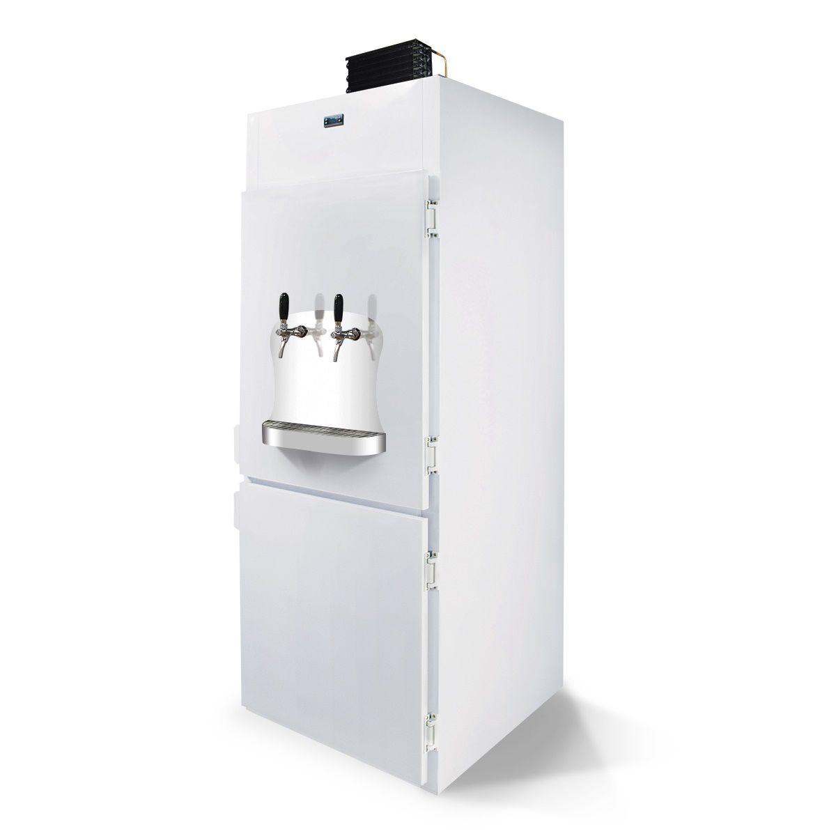 Refrigerador 2 Portas 950 Litros -7 Graus Com Kit Completo para Chopp   - Zero Grau Store