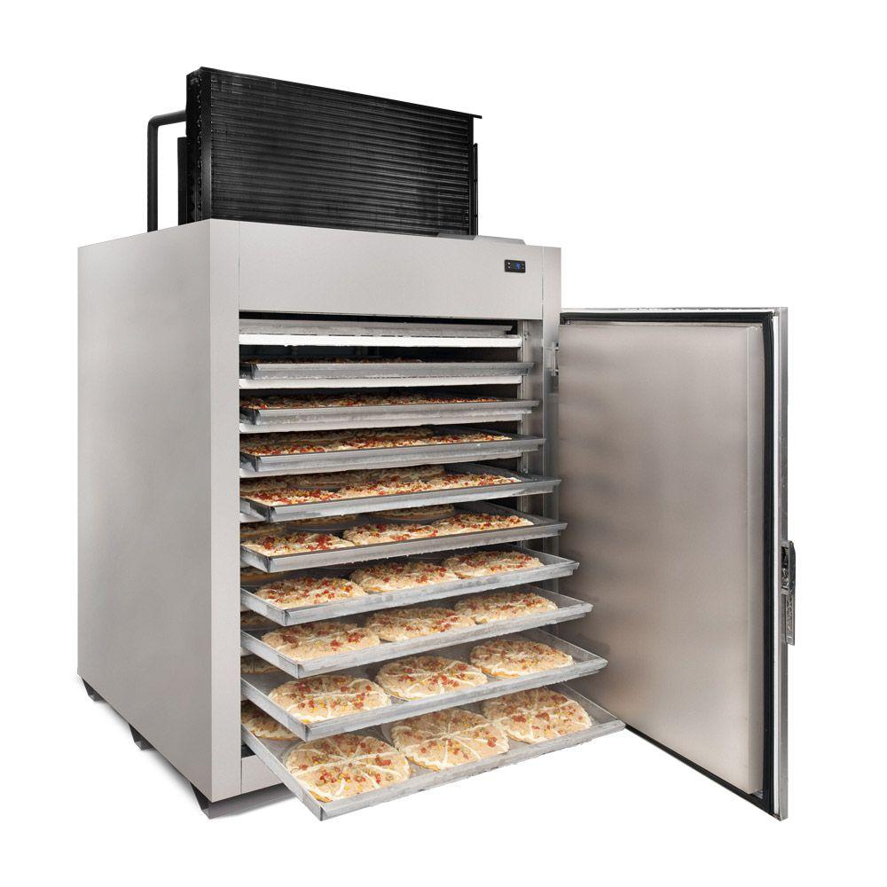 Ultracongelador para Alimentos - Modelo 10 Bandejas