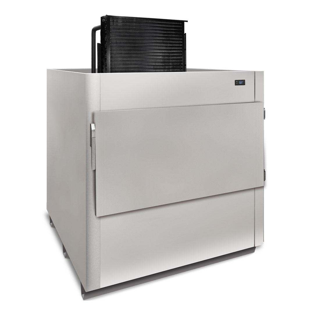 Ultracongelador para Alimentos - Modelo 4 Bandejas