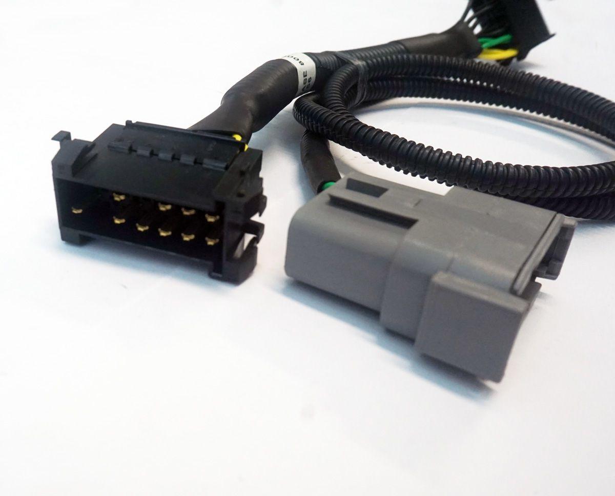 Cabo para Autopilot em colhedoras Case 8000 (eletrônico)