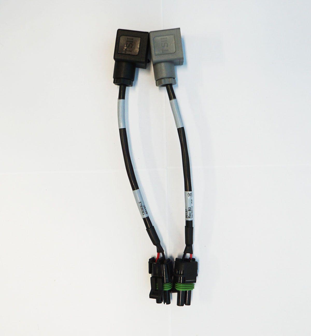 Cabo válvula e sensor de direção