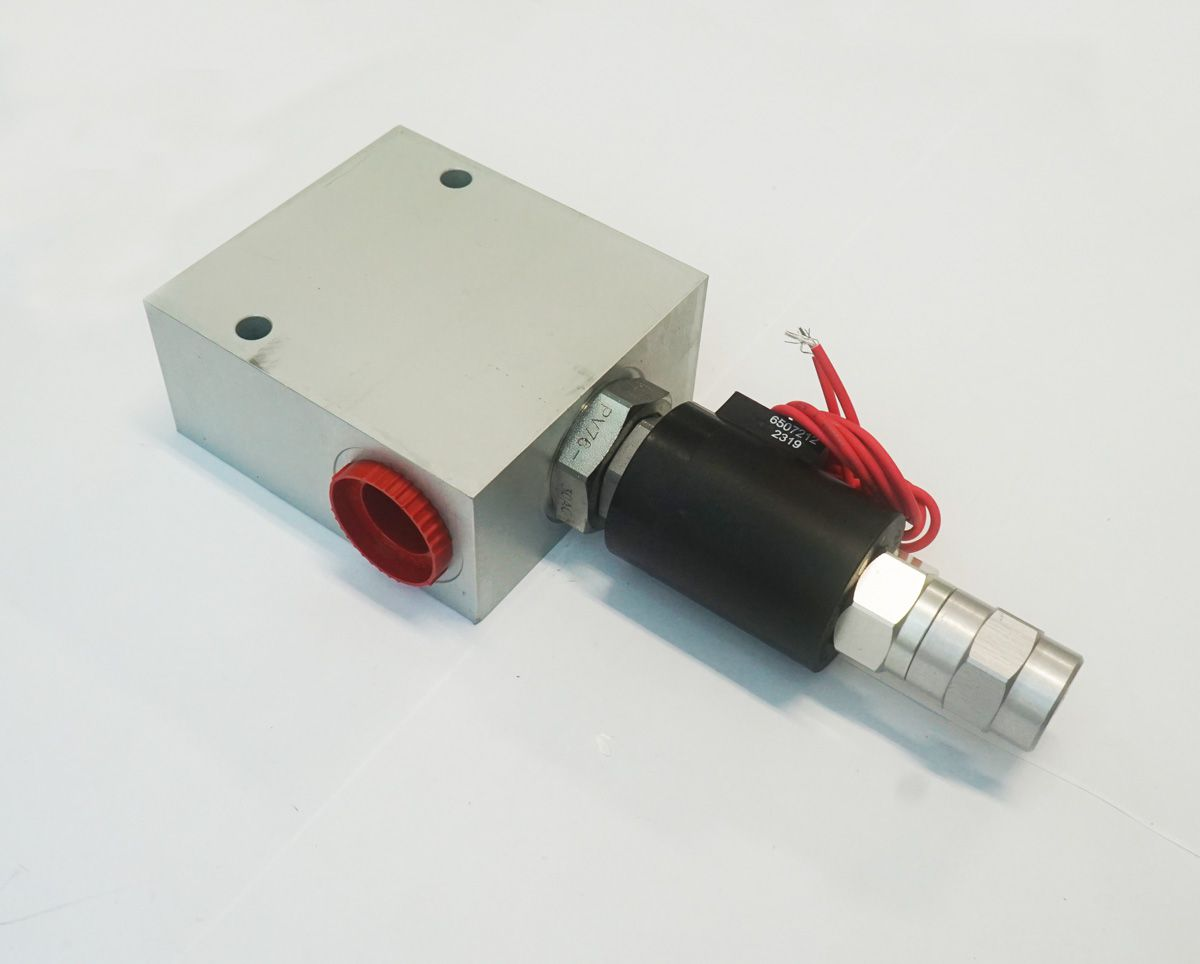 Válvula Hidráulica PWM 25 GPM