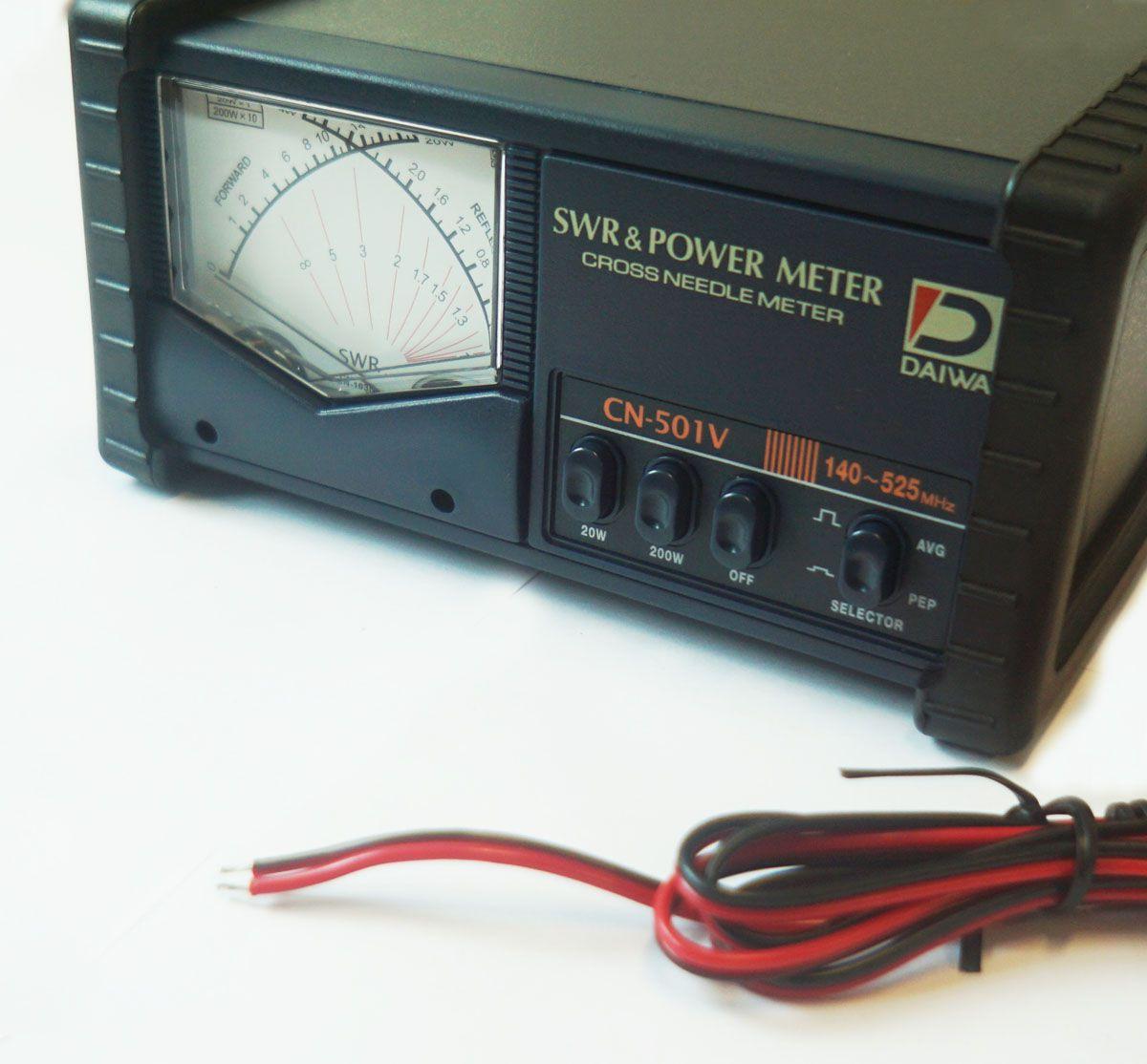 Watímetro para base RTK
