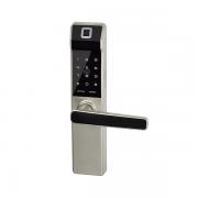 Fechadura Biométrica G-Locks Classic 63 - Champagne - Esquerda