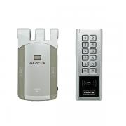 Fechadura Eletrônica G-Locks GCA 35 - Portas de Vidro, Pivotantes ou de Correr