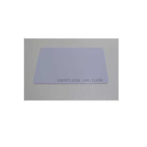 Cartão de Proximidade RFID 125 KHz - Fechaduras Eletrônicas G-Locks GCA 15 e GCA 35
