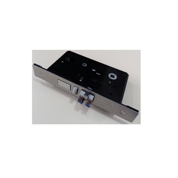 Fechadura Biométrica G-Locks Ébano 300 - Prata - Esquerda