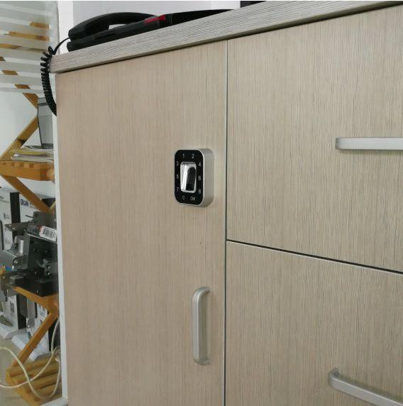 Fechadura Biométrica G-Locks GAR 1200 Para Armários e Gavetas