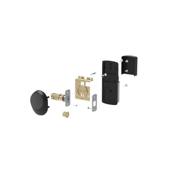 Fechadura Eletrônica G-Locks OVAL
