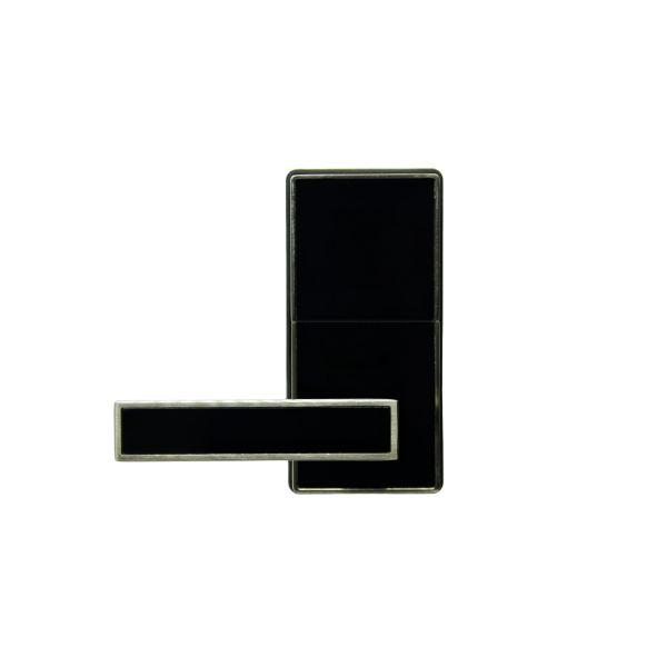 Fechadura Eletrônica G-Locks Ébano 100 - Preta - Direita