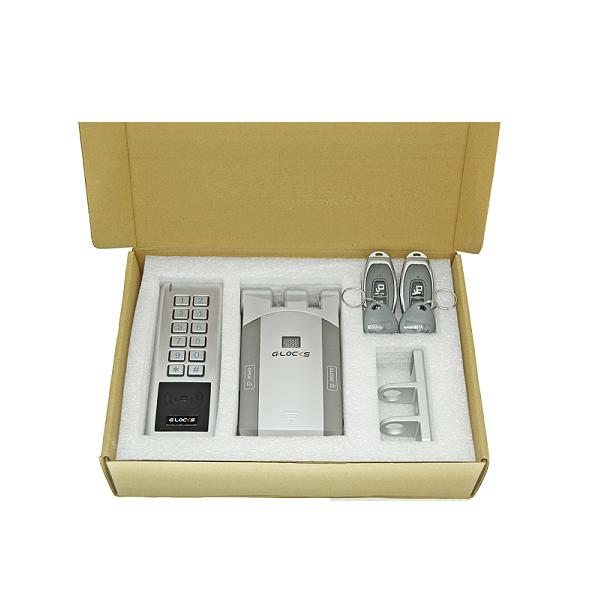 Fechadura Eletrônica G-Locks GCA 35 - Portas de Vidro, Madeira ou Metal (Pivotantes e Correr)