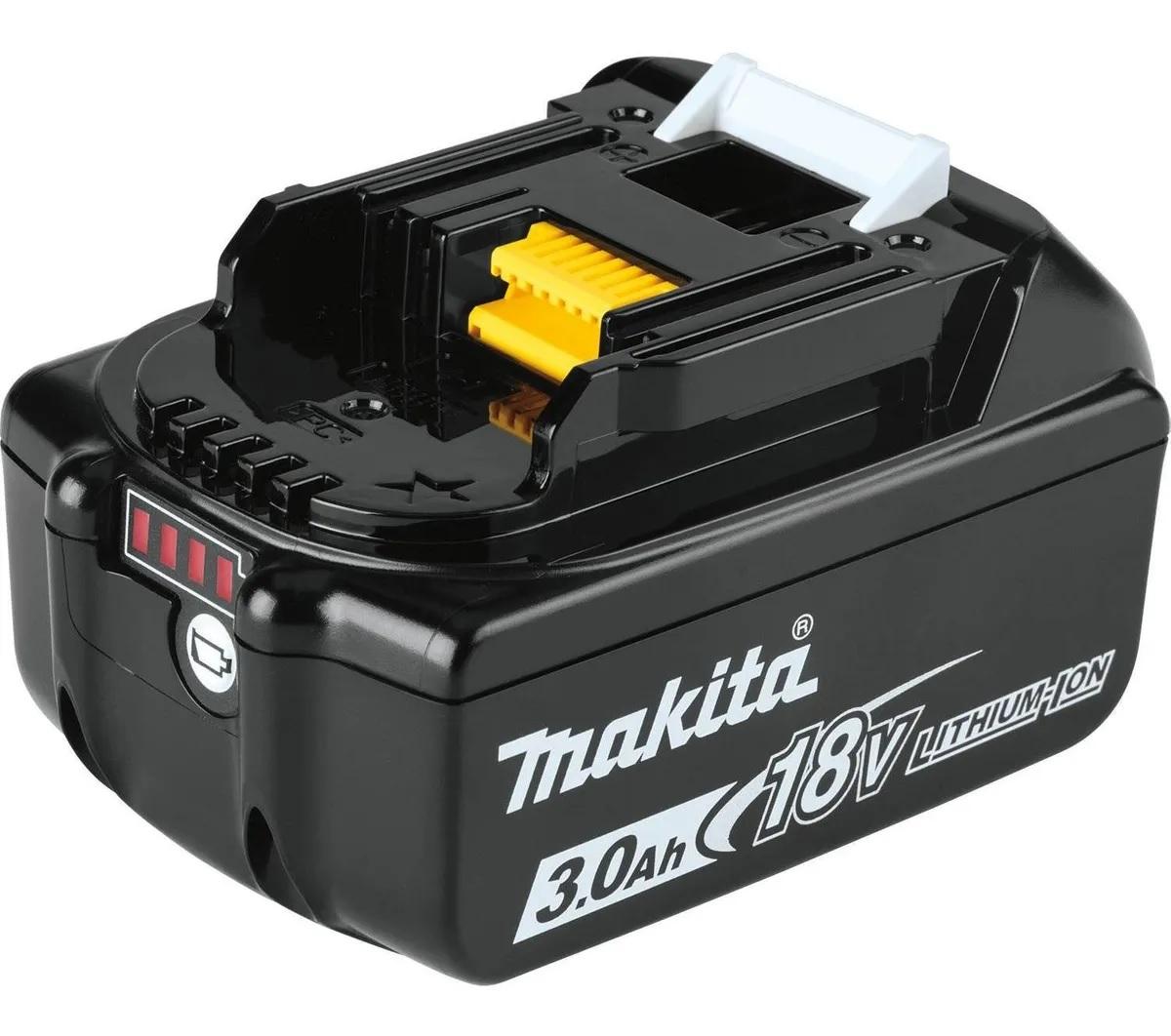 Bateria de 18v Li-ion 3.0ah MAKITA BL1830B