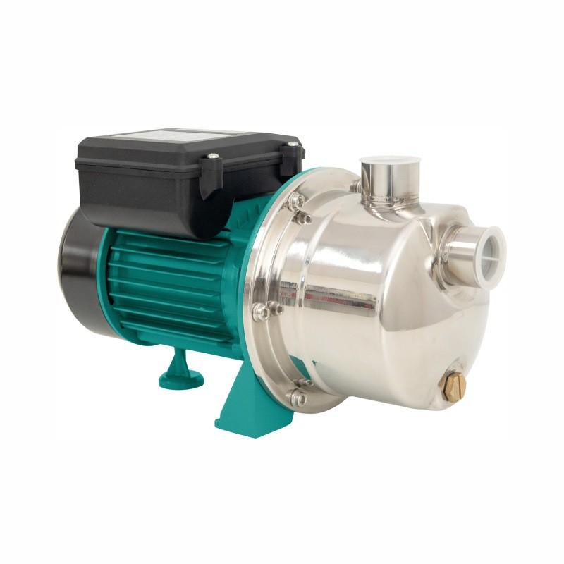 Bomba de Água Auto Aspirante Inox 0,5cv 1