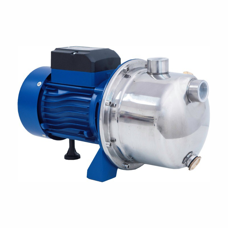Bomba de Água Auto Aspirante Inox 1cv 1