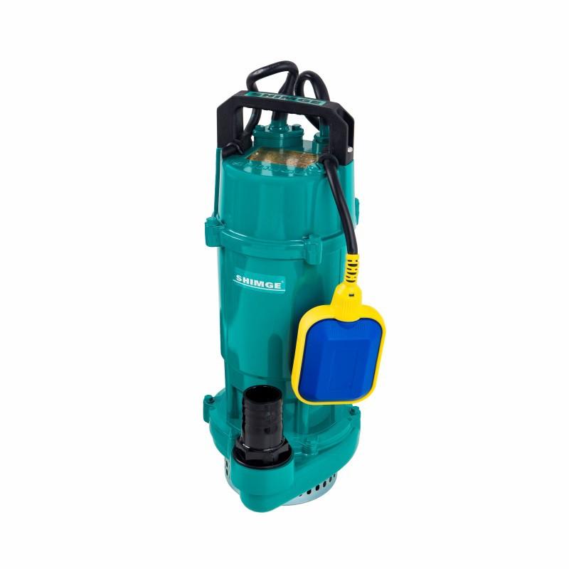 Bomba de Água Submersível para Água Turva 0,5cv 1