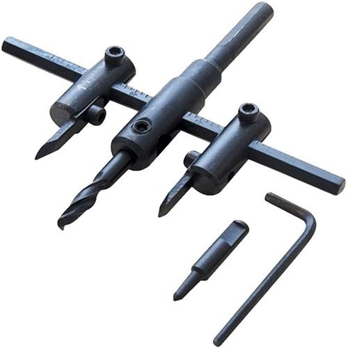 Broca para Madeira Ajustável Bailarina 30mm - 120mm MTX 704979