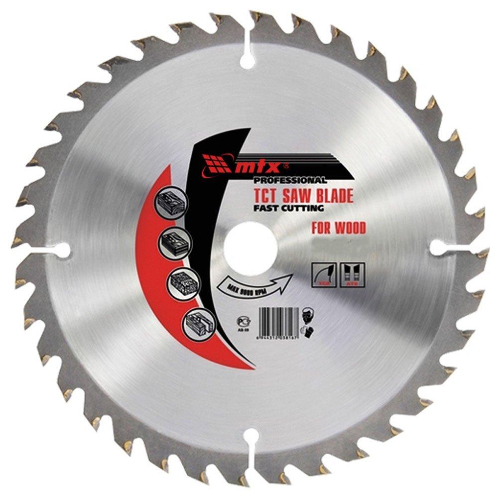 Disco Circular Widea 7.1/4 Pol. 185mm x 22mm 36 Dentes MTX 7326255