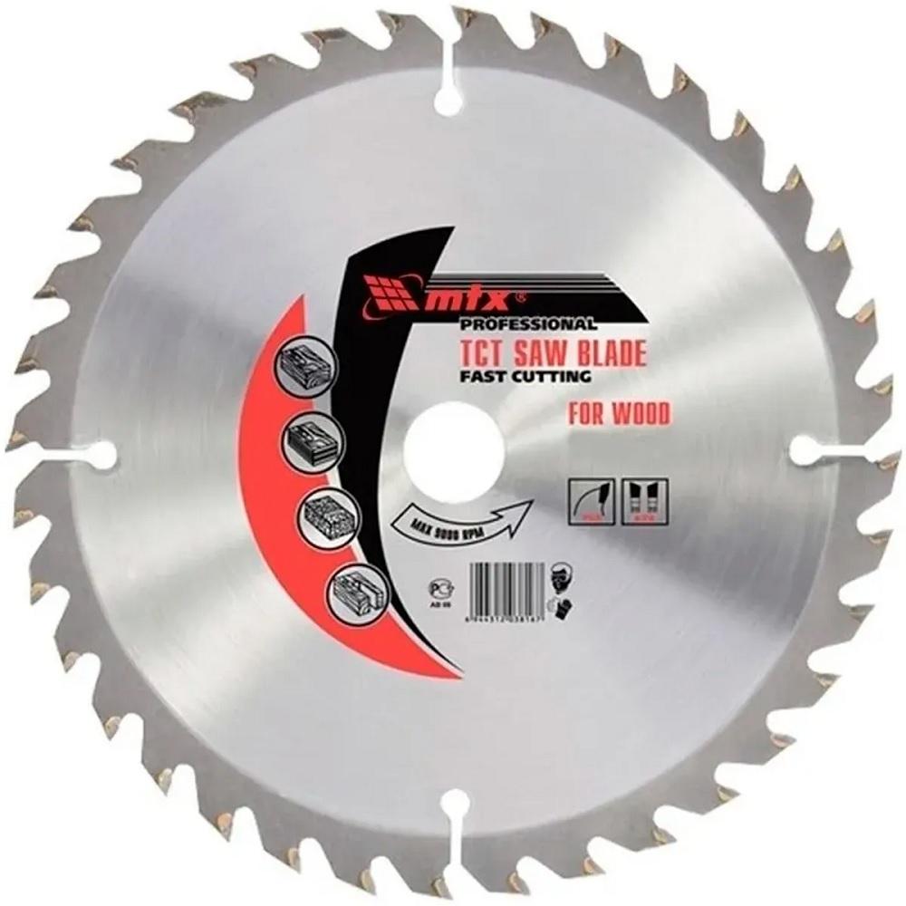 Disco Circular Widea 9.1/4 Pol. 230mm x 25mm 60 Dentes MTX 7326855