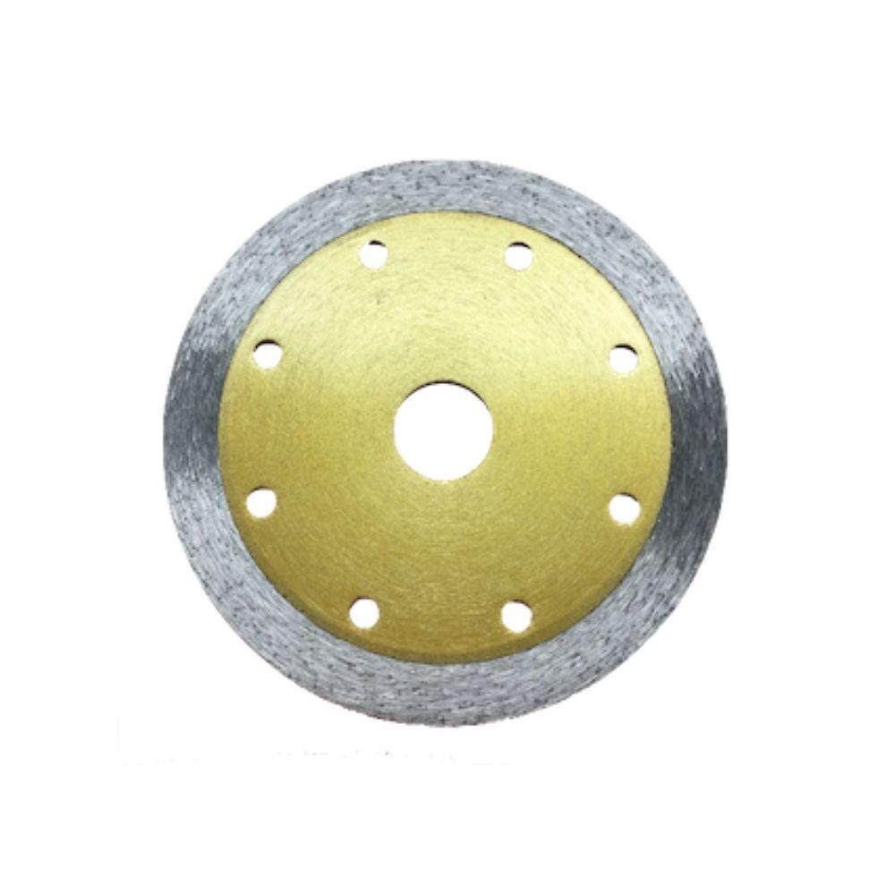 Disco de Corte Diamantado 4 Pol. 110mm x 20mm Liso BODA PREMIUM