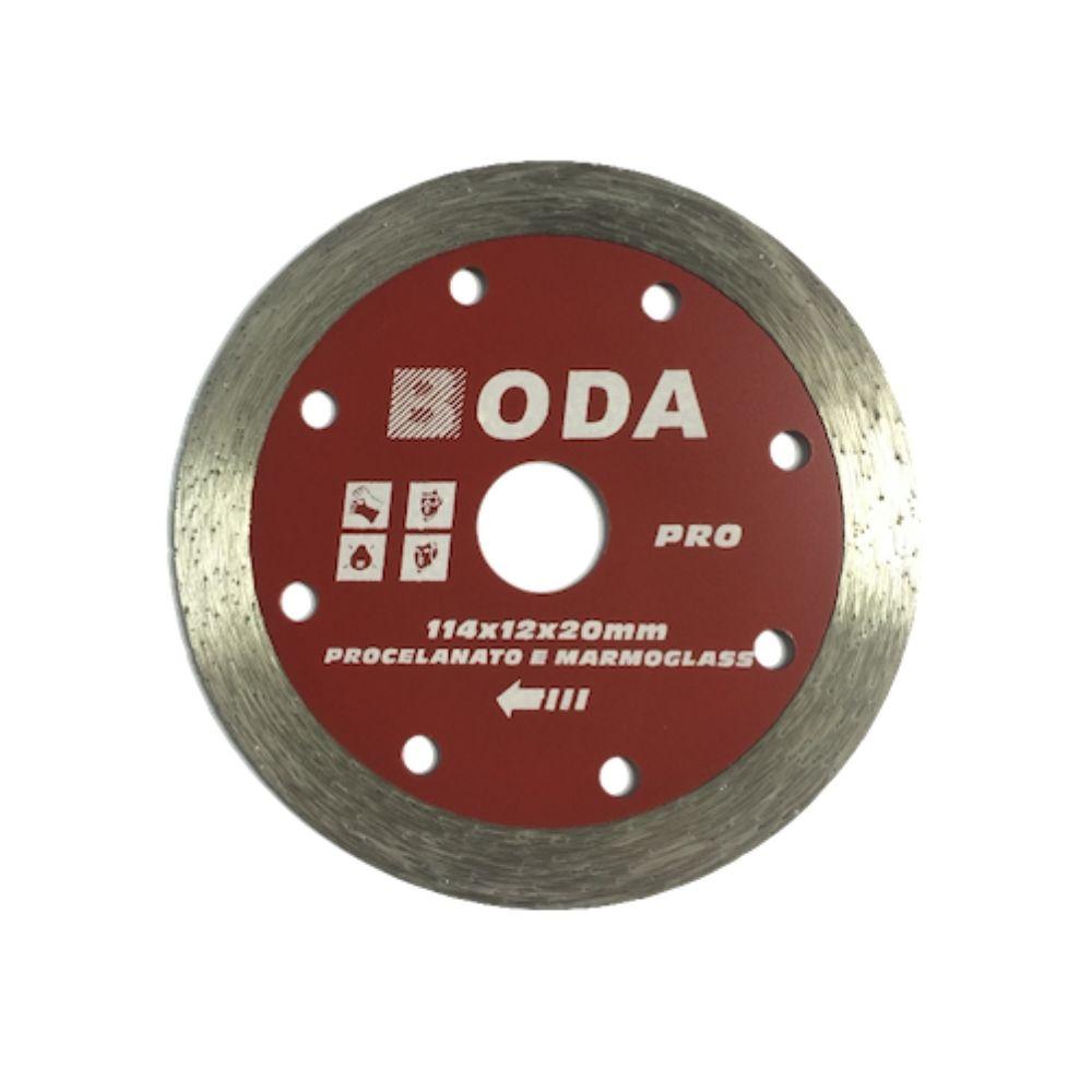 Disco de Corte Diamantado 4 Pol. 110mm x 20mm Liso BODA PRO