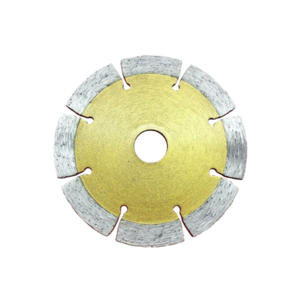 Disco de Corte Diamantado 4 Pol. 110mm x 20mm Segmentado BODA PREMIUM