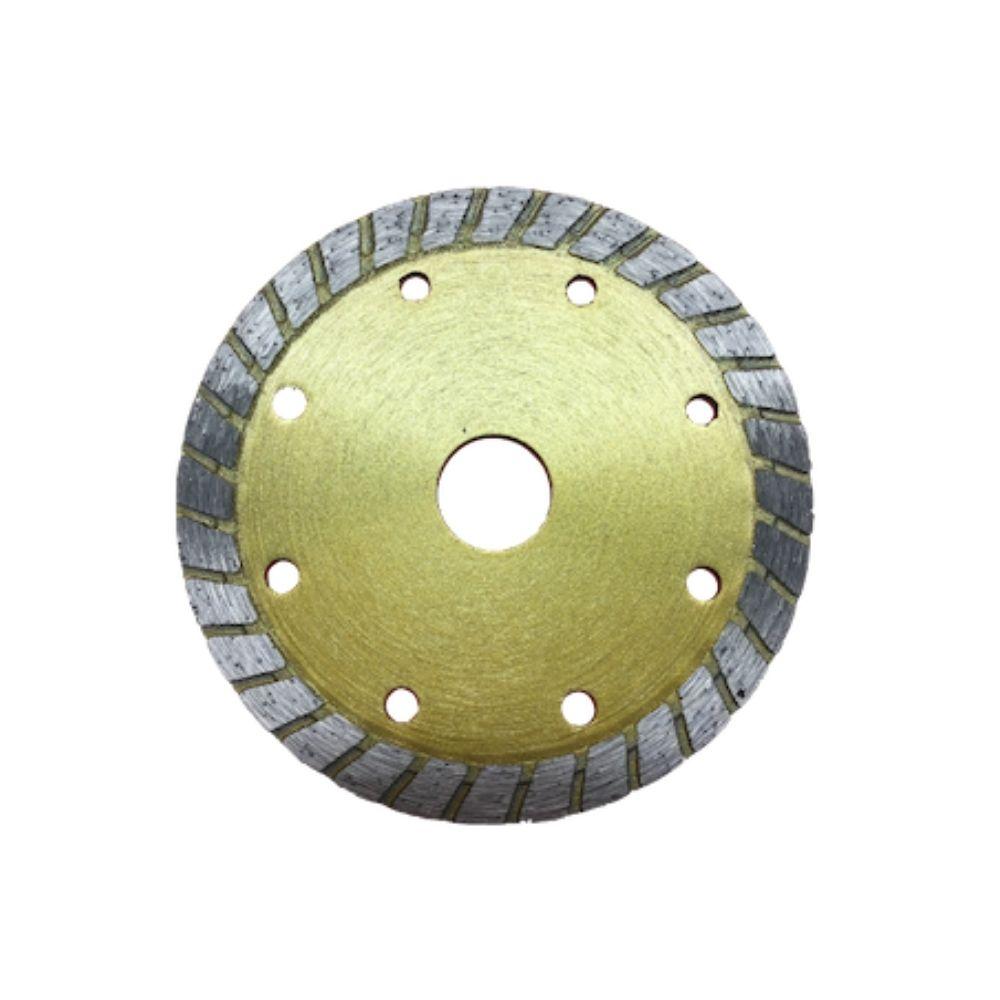 Disco de Corte Diamantado 4 Pol. 110mm x 20mm Turbo BODA PREMIUM