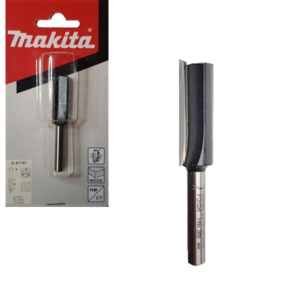 Fresa Reta 32mm para Tupia em Madeira MAKITA D-67767