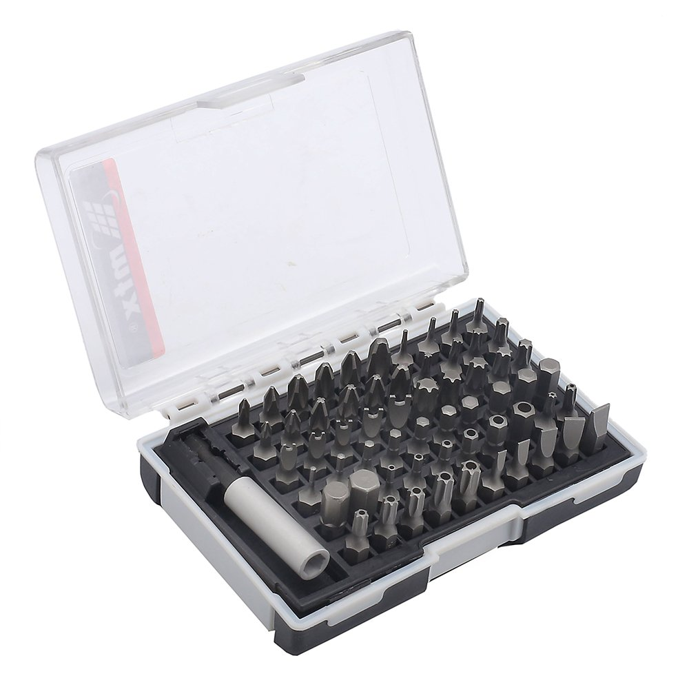 Jogo de Bits 25mm 61 Peças com Estojo  MTX - 113879