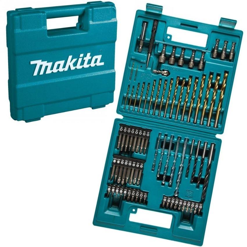 Kit de Bits e Brocas com 75 Peças Makita B-49373