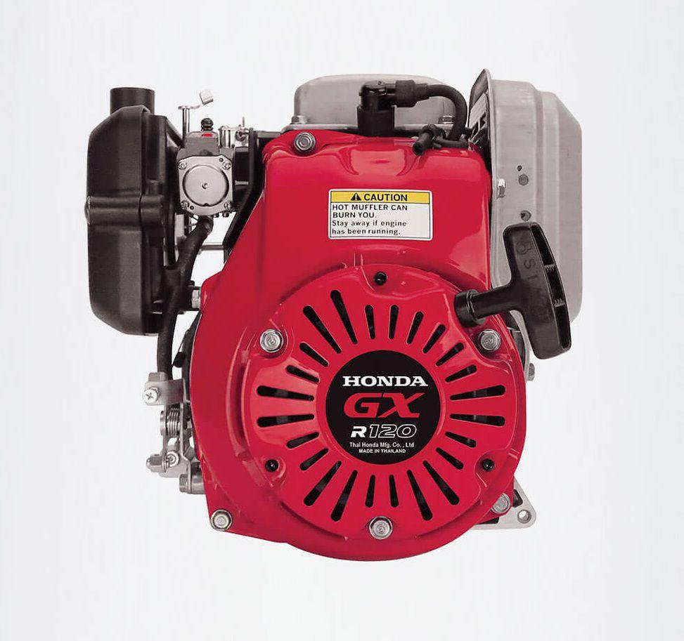 Motor à Gasolina  4.0 hp HONDA GXR120RT - Para Compactadores*