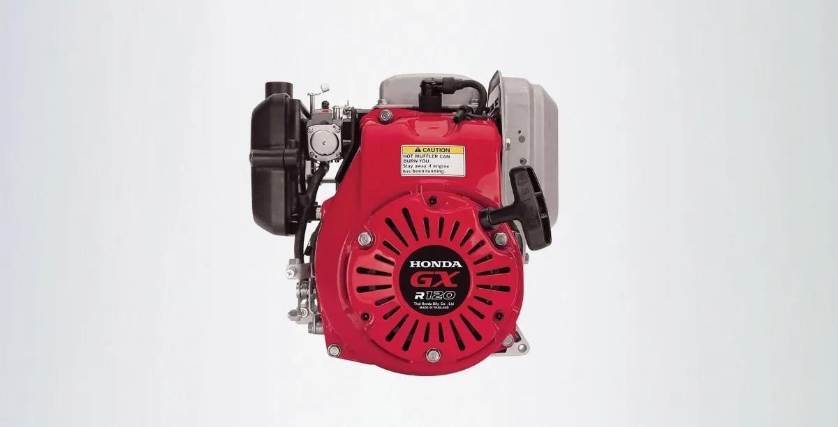 Motor a Gasolina 4Hp 4 Tempos HONDA para Compactadores GXR120RTKRA2