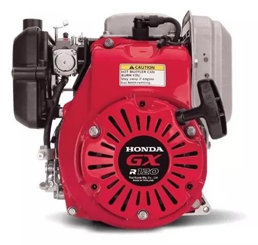 Motor a Gasolina 4Hp 4 Tempos HONDA para Compactadores GXR120RTKRWF