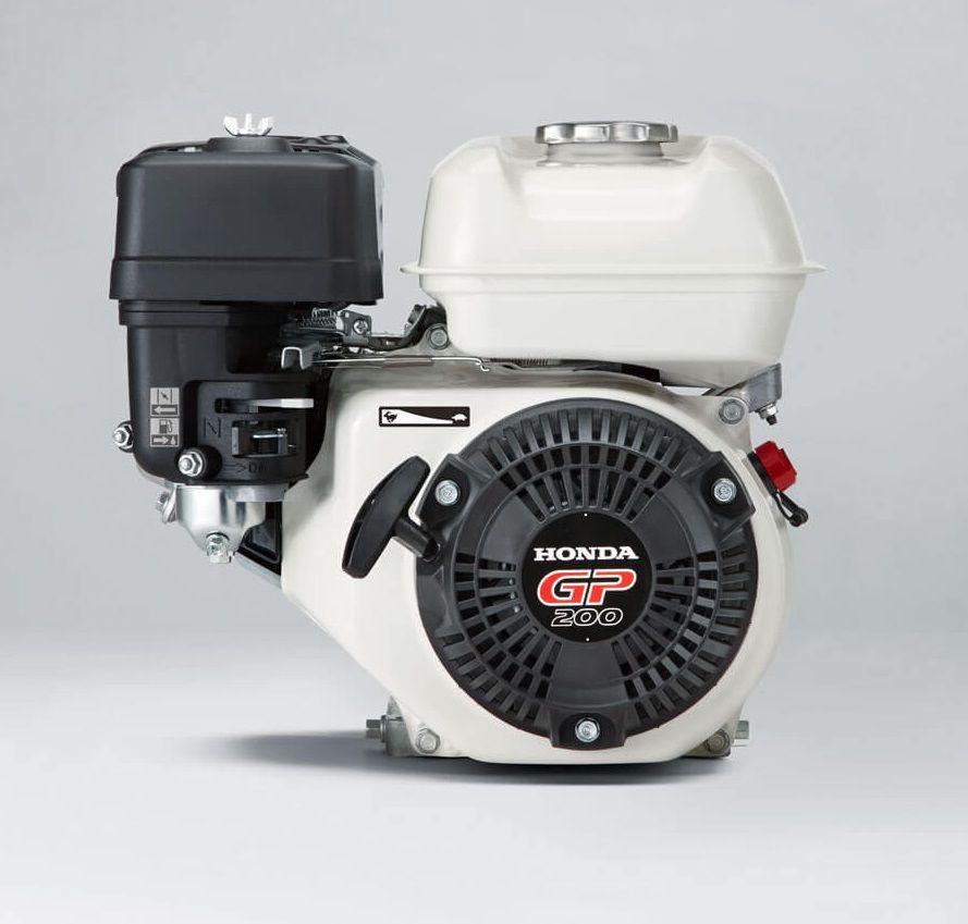 Motor à Gasolina 6.5 hp HONDA GP200H-QXB (Com Alerta de Óleo)