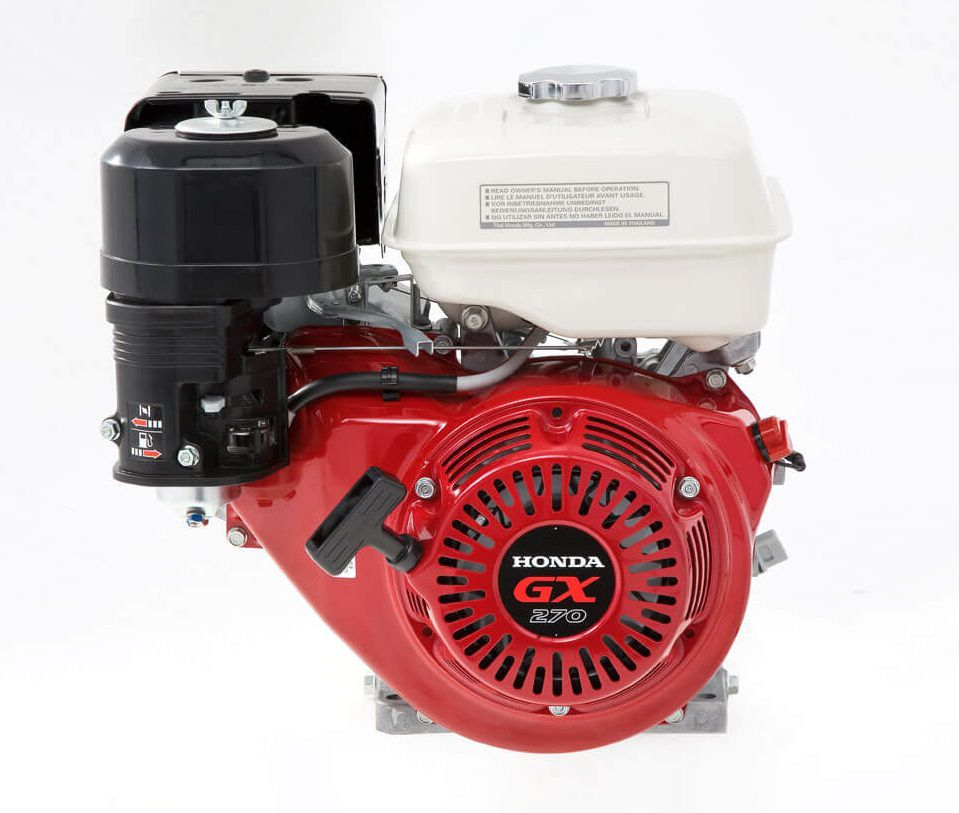 Motor à Gasolina HONDA 9.0 hp GX270H