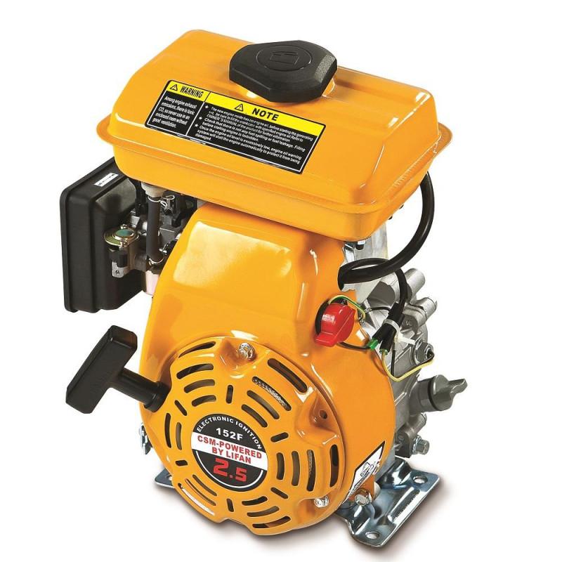 Motor Estacionário a Gasolina 2,5 Hp 4 Tempos 98cc CSM