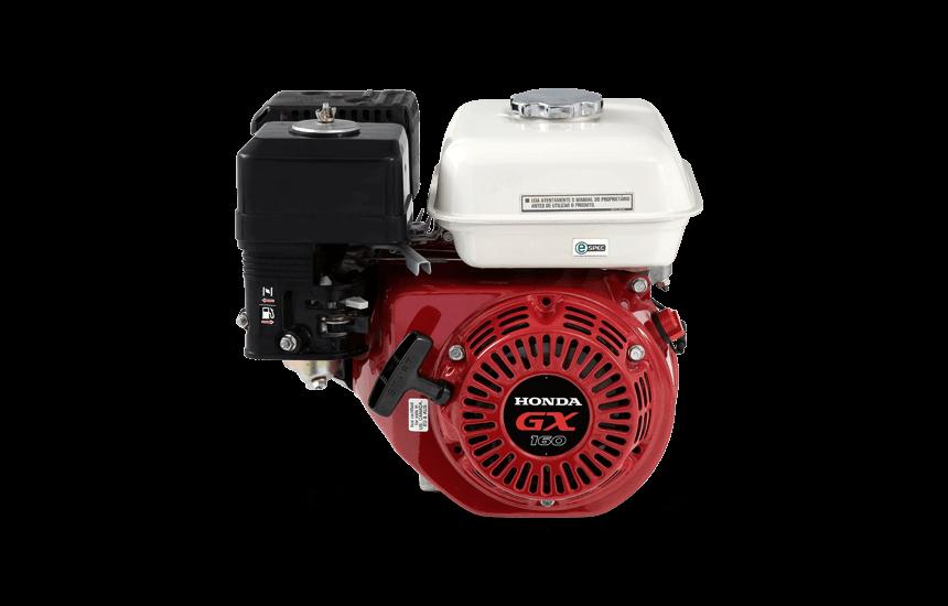 Motor HONDA 5.5 hp - GX160H1-QXBR (Com Alerta de Óleo)