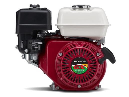 Motor HONDA 6.5 hp - GX200T2-CHBR (Redução de 2:1 / opera a 1800 rpm)