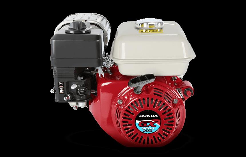 Motor HONDA GX200T2-QBHV 7.0 hp - Uso nautico / Resistente a ferrugem / CDI
