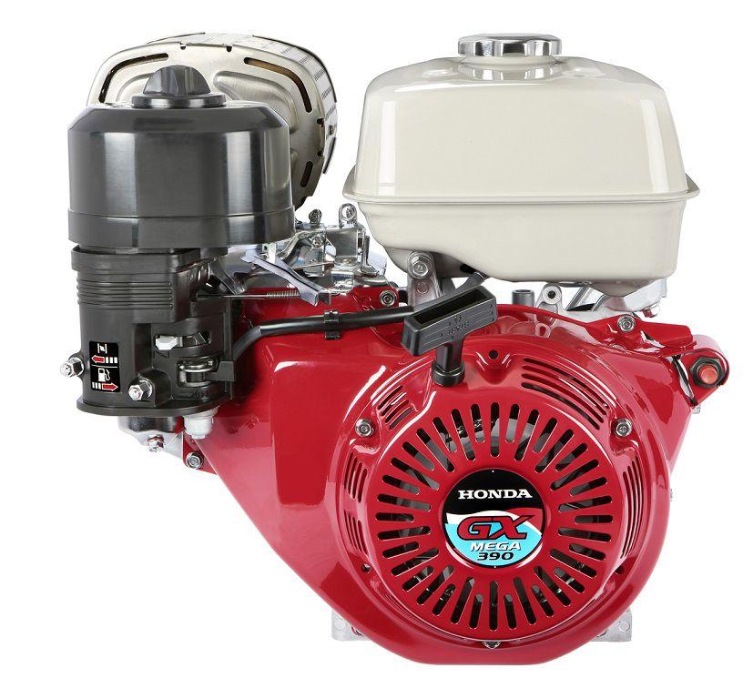 Motor à Gasolina 13.5 hp HONDA GX390T2-QBHS (Uso náutico / Resistente a ferrugem / CDI)
