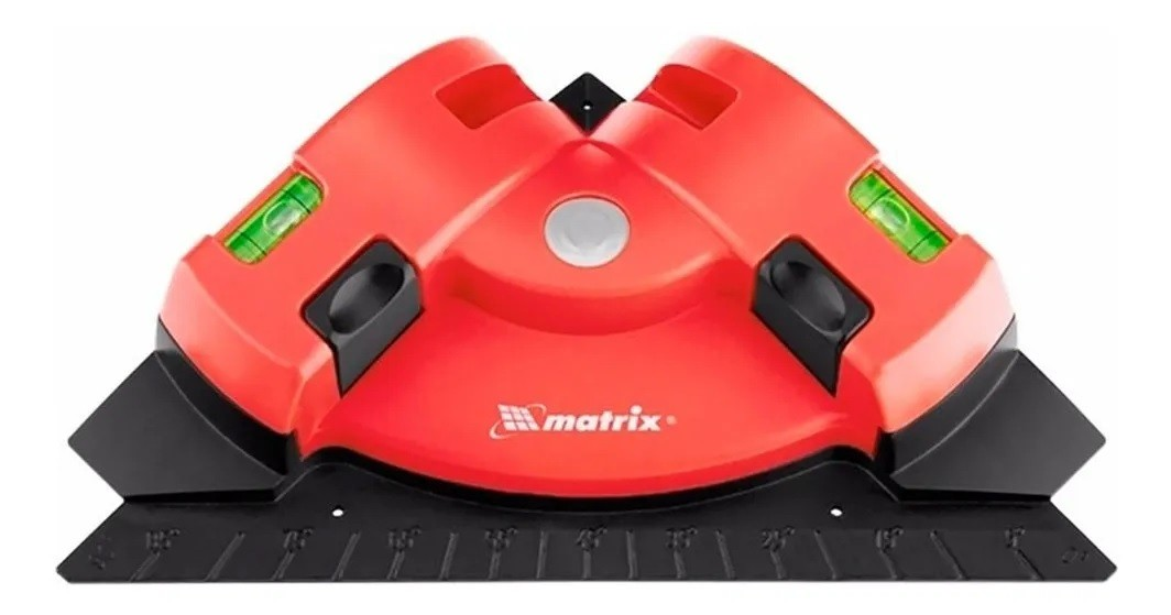 Nível à Laser 90° Vertical e Horizontal 10 Metros MTX - 350079