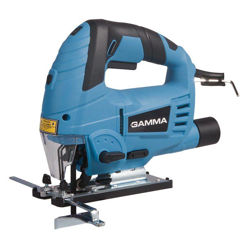 Serra Tico Tico com Guia à Laser 800W GAMMA G1942 220V