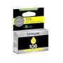 Cartucho Compatível Lexmark 108 - Amarelo