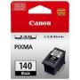 Cartucho de Tinta Original Canon Pg140 - Preto 8ML