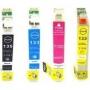 KIT CARTUCHO COMPATIVEL EPSON TX 135  Impressora Epson TX123/ TX125/ TX133/ TX135